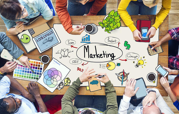 Marketing Strategy and blogging