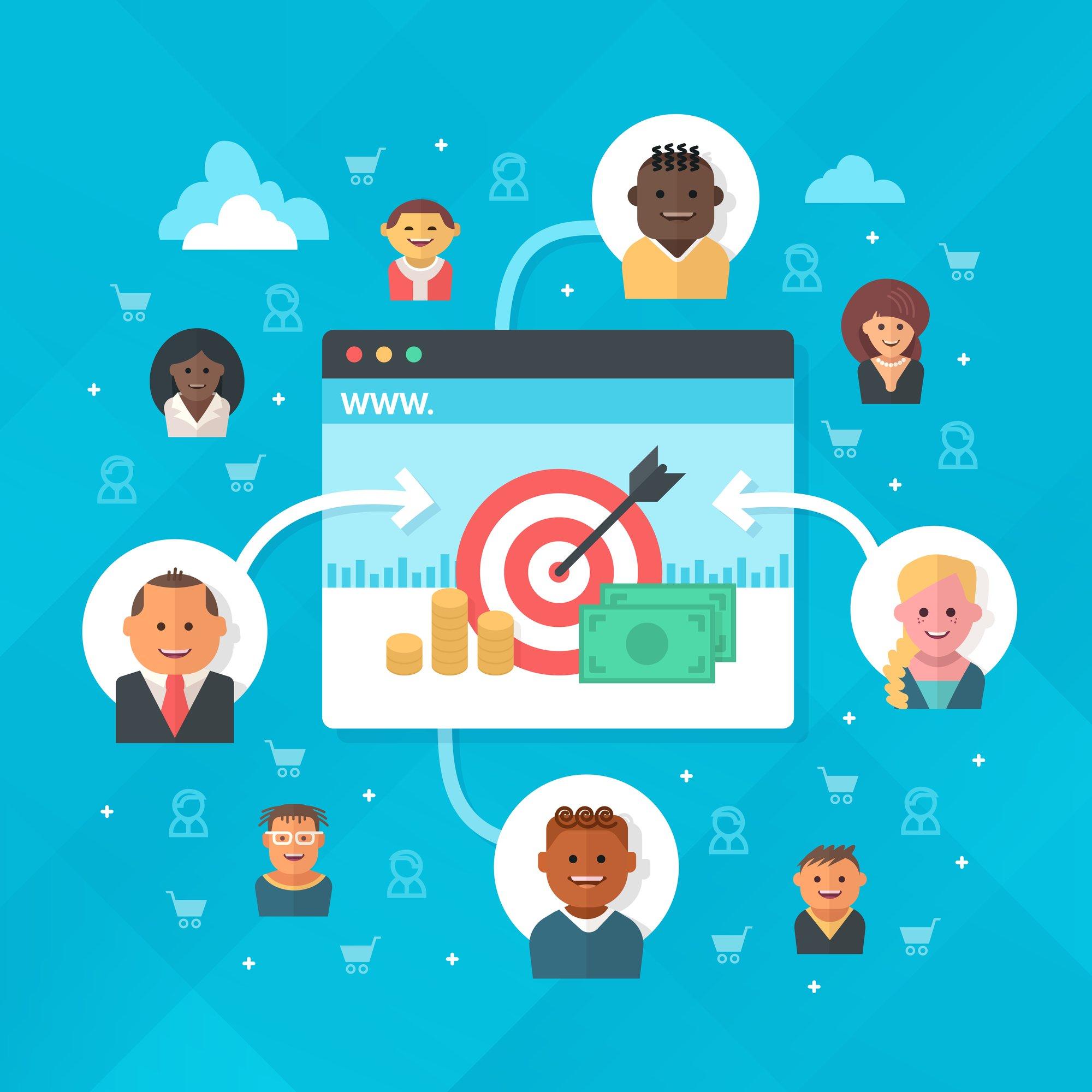 Attracting Customers to Website