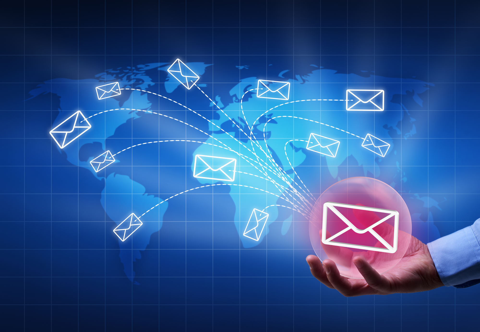 Distributing information in a digital world-1