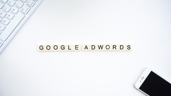 google adwords spelled tiles