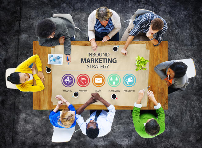property management inbound and outbound marketing